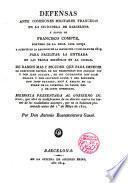Defensas ante comisiones militares francesas en la ciudadela de Barcelona a favor de Francisco Compte, portero de la Real Casa Lonja y agente en la reunión de la noche del 10 de Mayo 1809 para facilitar la entrada de las tropas españolas en la ciudad