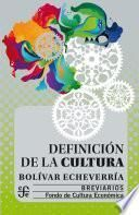 Definición de la cultura