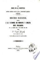 Del origen de las Curentenas y medidas Sanitarias contra la peste y enfermedades populares contagiosas