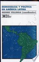 Democracia y política en América Latina