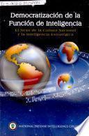 Democratización de la función de inteligencia