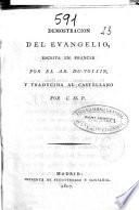 Demostración del Evangelio