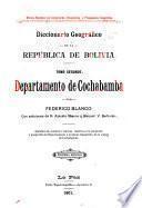 Departamento de Cochabamba