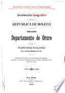 Departamento de Oruro