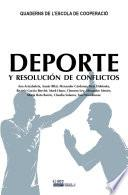 Deporte y resolución de conflictos