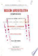 Derecho administrativo comparado