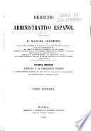Derecho administrativo español