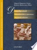 Derecho civil. Introducción y personas