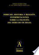 Derecho, historia y religión