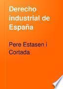 Derecho industrial de España
