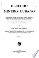 Derecho minero cabano