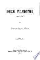 Derecho parlamentario chileno