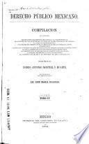 Derecho público mexicano