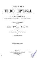 Derecho publico universal