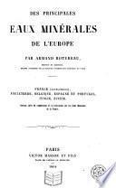 Des Principales eaux minérales de l'Europe, 3