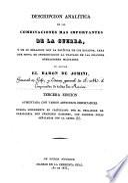 Descripcion analítica de las combinaciones mas importantes de la guerra, y de su relacion con la política de los Estados ; para que sirva de introduccion al tratado de las grandes operaciones militares