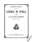 Descripcion artistica de la Catedral de Sevilla