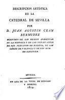 Descripcion artística de la catedral de Sevilla