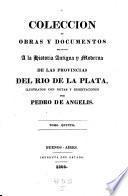 Descripcion de las Misiones, al cargo del Colegio de Nuestra Senora de los Angelis de la villa de Tarija