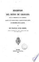 Descripción del Reino de Granada