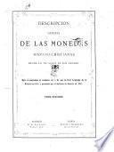 Descripción general de las monedas hispano-cristianas desde la invasión de los árabes: [texto