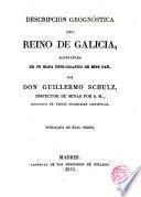 Descripción geognóstica del Reino de Galicia