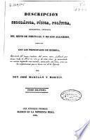 Descripción geográfica, física, política, estadistica, literaria del Reino de Portugal y de los algarbes, comparado con los principales de Europa: (440 p., [1] p., [2] h. pleg.)