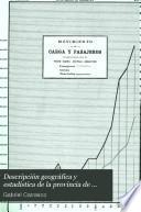 Descripción geográfica y estadística de la provincia de Santa Fé