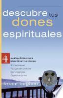 Descubre tus dones espirituales