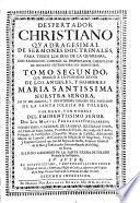Despertador christiano quadragesimal de sermones doctrinales para ... la Quaresma