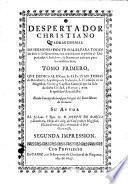 Despertador christiano quadragessimal de sermones doctrinales