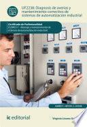Diagnosis de averías y mantenimiento correctivo de sistemas de automatización industrial. ELEM0311