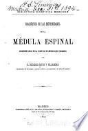 Diagnóstico de las enfermedades de la médula espinal
