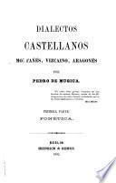 Dialectos castellanos