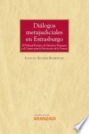 Diálogos metajudiciales en Estrasburgo