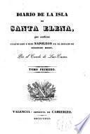 Diario de la isla de Santa Elena