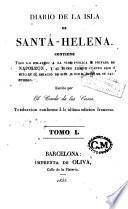 Diario de la isla de Santa - Helena, 1