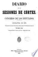 Diario de las sesiones de Cortes: a Legis. 1839 (2 vs.)