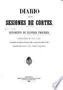 Diario de las sesiones de Cortes. Estamento de Ilustres Próceres