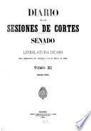 Diario de las sesiones de Córtes