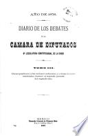 Diario de los debates