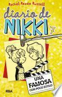 Diario de Nikki #7. Una famosa con poco estilo
