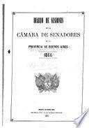 Diario de sesiones de la Cámara de senadores de la provincia de Buenos Aires