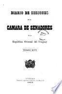 Diario de sesiones de la Cámara de Senadores de la República Oriental del Uruguay