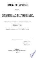 Diario de Sesiones de las Cortes Generales y Extraordinarias