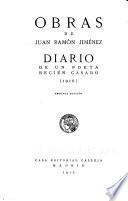 Diario de un poeta recién casado (1916)