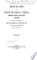 Diario del viaje á Moscovia del duque de Liria y Xérica