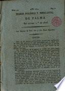 Diario político y mercantil de Palma