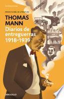 Diarios de entreguerras 1918-1939