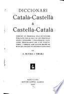 Diccionari català-castellà & castellà-català